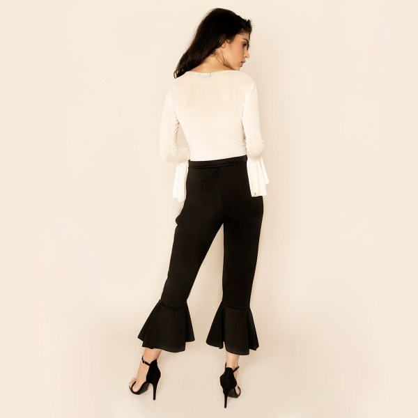Attitude Organic Ashlee Trousers Claudia Bodysuit