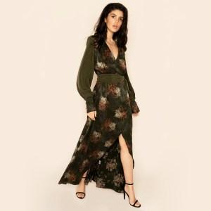 Attitude Organic Verdant Ethical Dress