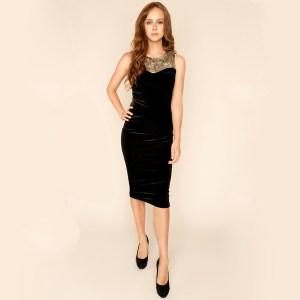 Attitude Organic Dawn Ethical Dress