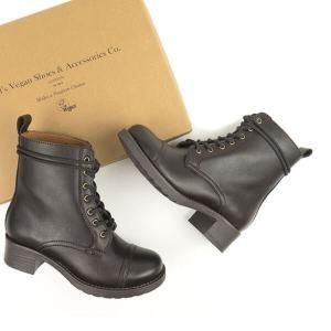 vegan aviator boots