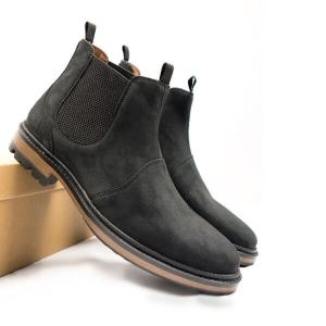ethical continental Chelsea boots