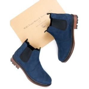 ethical continental Chelsea boot