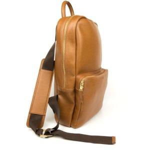 slim vegan backpack