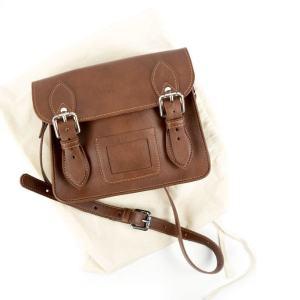 mini satchel vegan bag