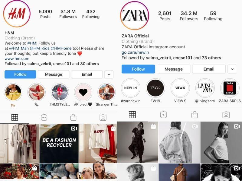 Fast Fashion Brands