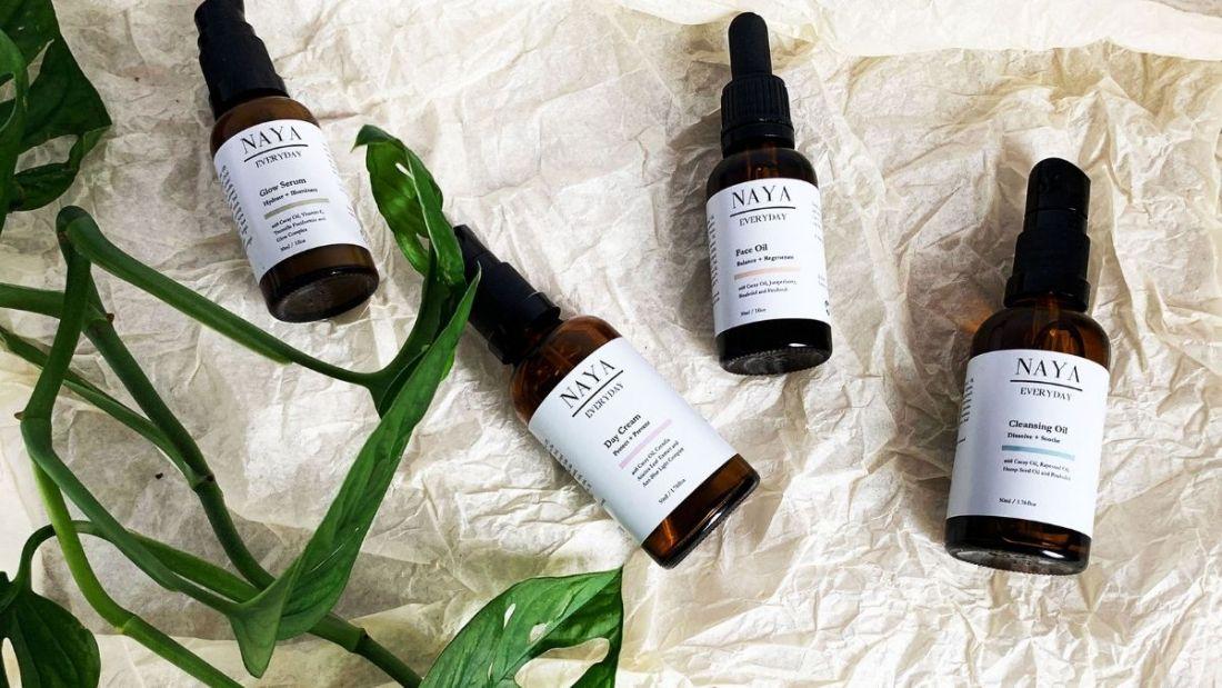 About Naya Sustainable Skincare
