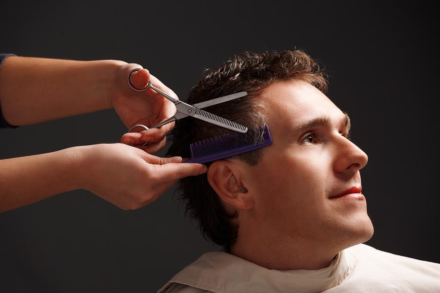 men s scissor cuts