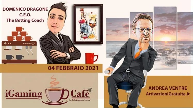 iGaming Cafè intervista ad Andrea Ventre