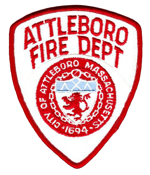 Attleboro MA Fire Patch