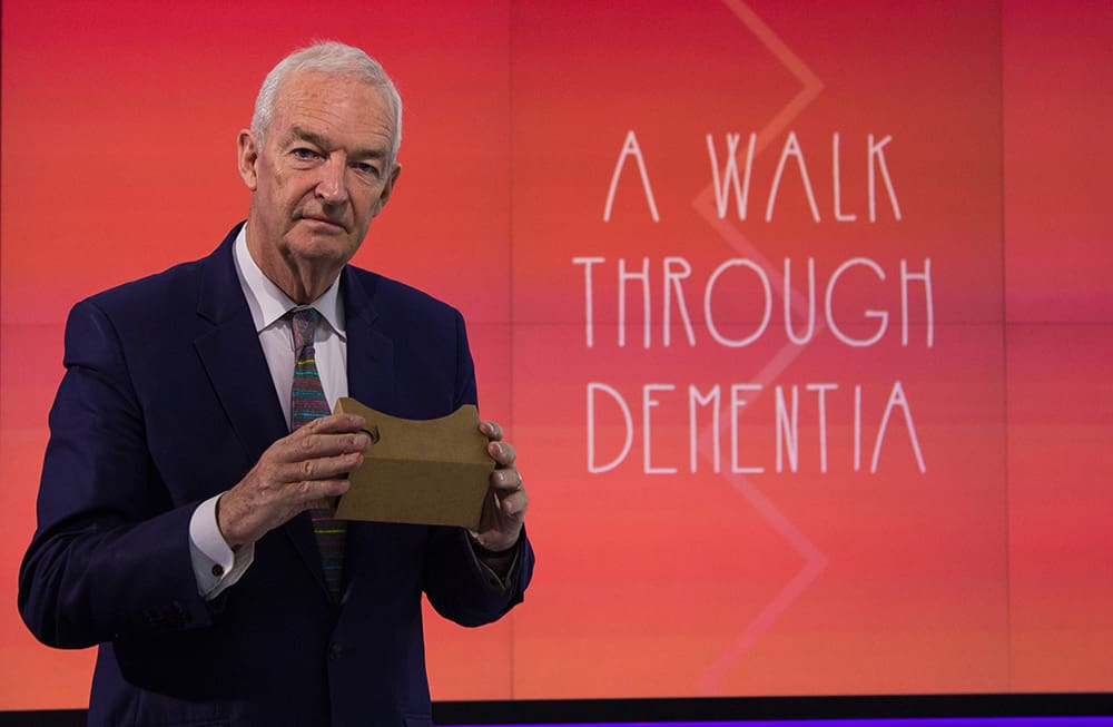 Jon Snow - A Walk Through Dementia