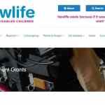 Newlife Charity receives £1.5 million pledge