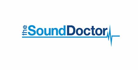 The Sound Doctor logo
