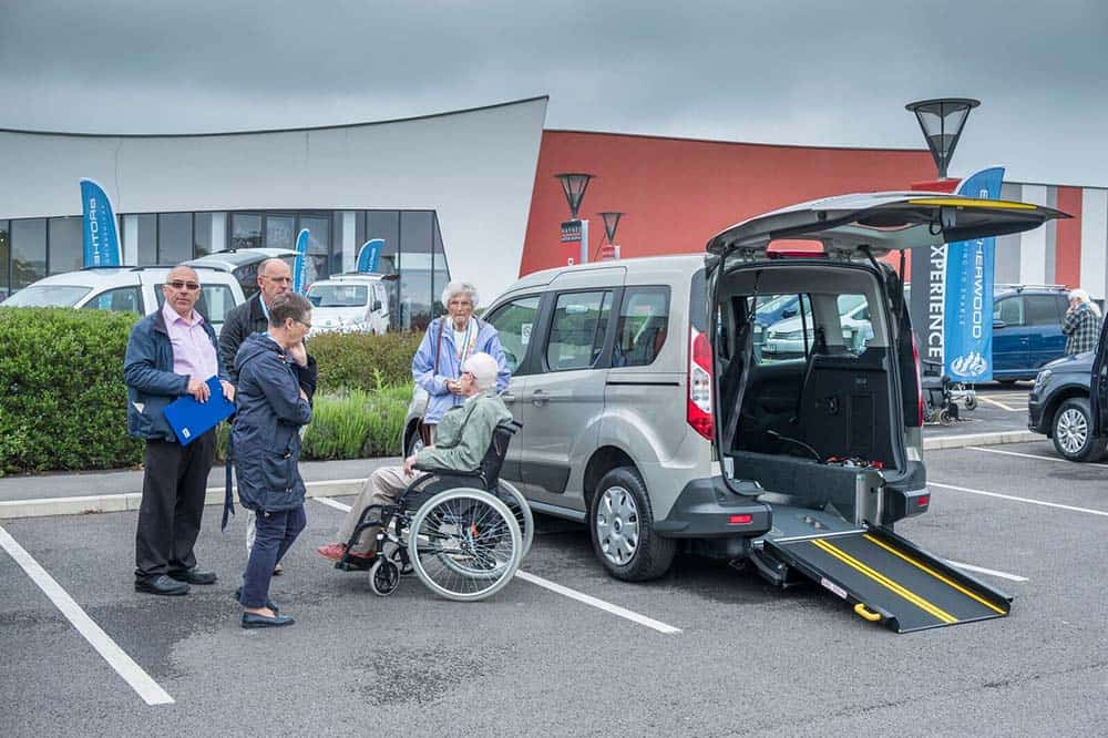 Brotherwood Wheelchair Accessible Vehicle image