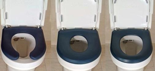 Closomat toilet seats image