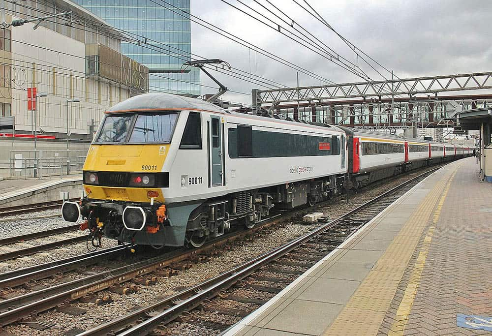 Greater Anglia Train image