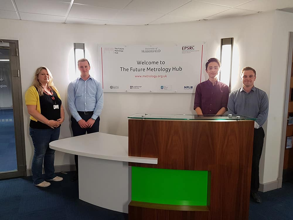 Innova Care Concepts and Huddersfield University image
