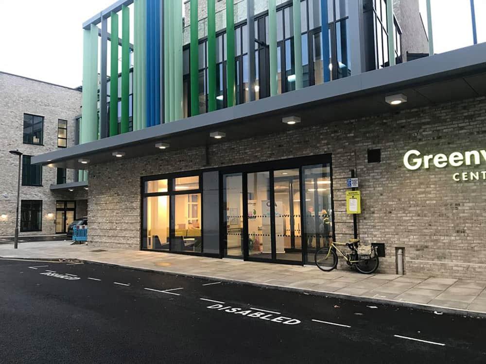 Camden Greenwood Centre image