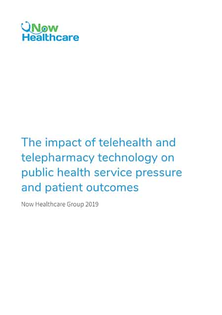 Now Healthcare Group white paper image