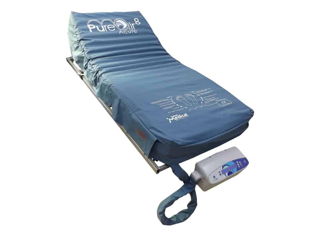 Select Medical's Pure Air 8 Acute pressure mattress image