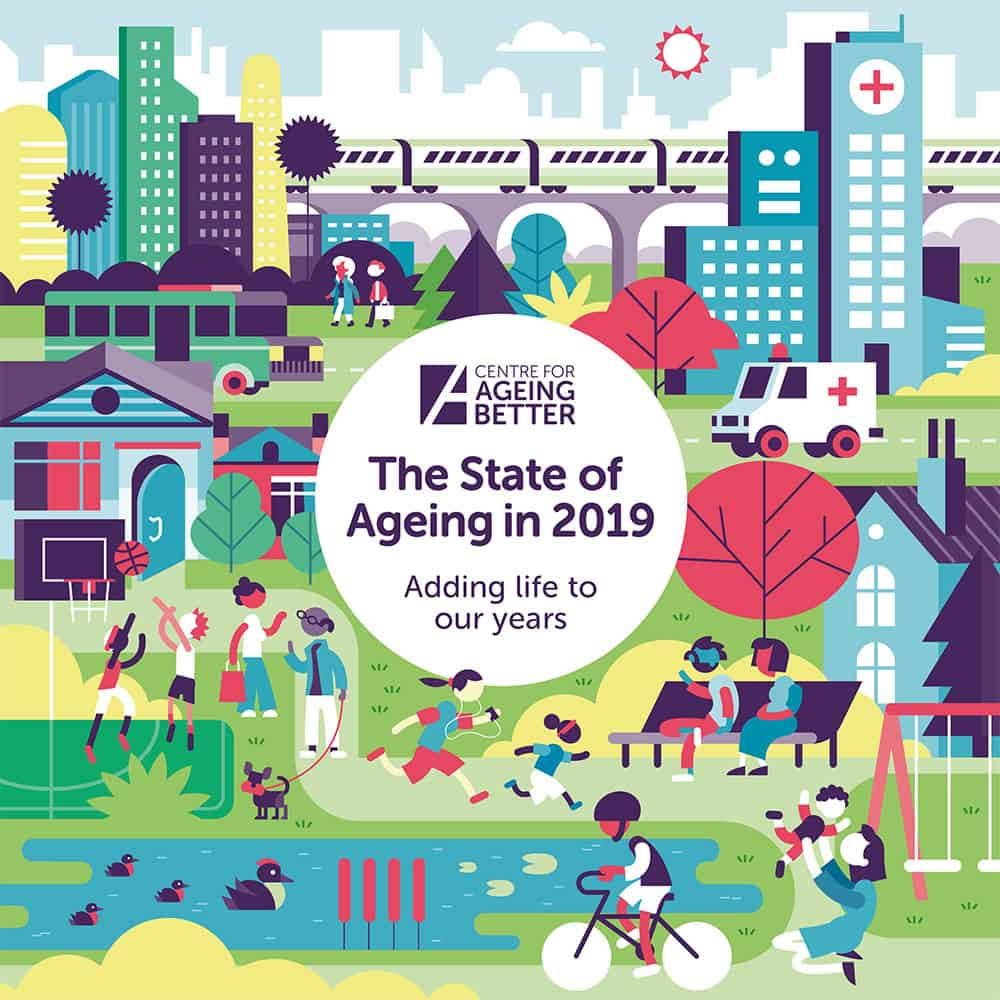 The Centre for Ageing Better The State of Ageing in 2019 report image