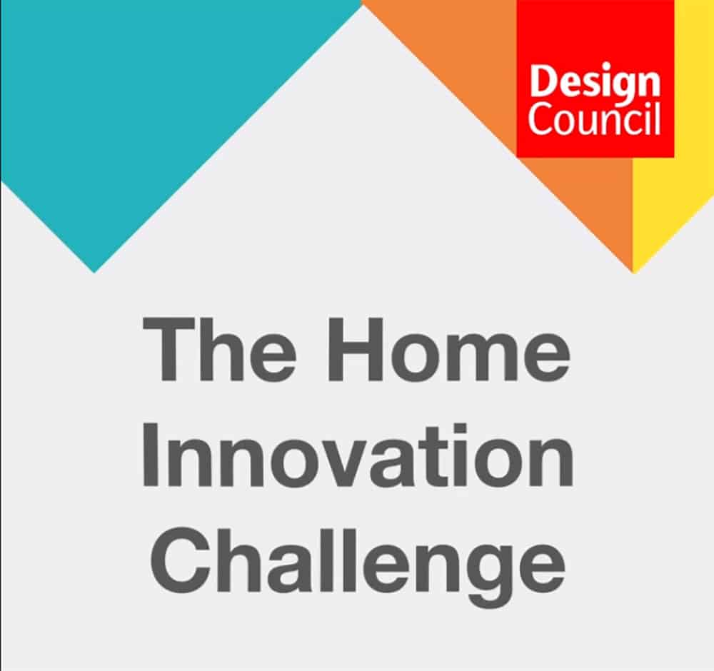 Design Council Spark: The Home Innovation Challenge image
