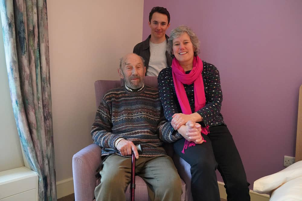 The Royal Star & Garter Home in High Wycombe welcomes its first resident image