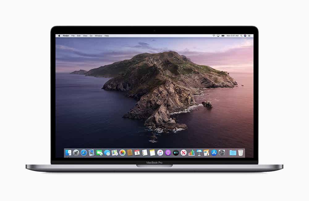 Apple MacOS Catalina image