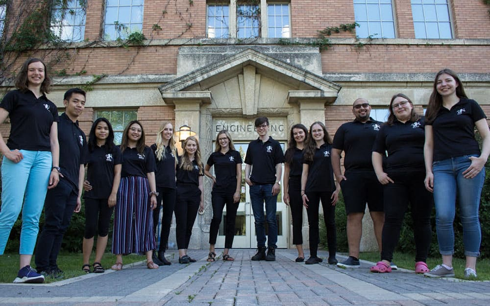 The University of Manitoba's BMED Team image
