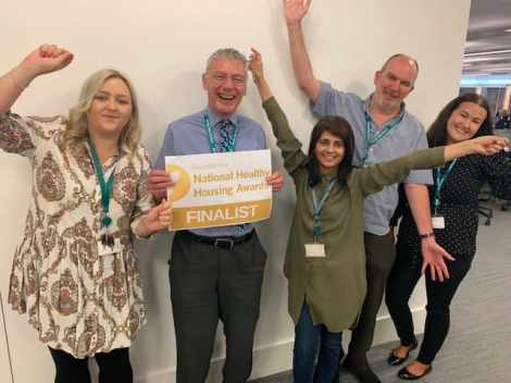 Foundations National Healthy Housing Awards 2019 finalists image