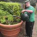 Guest Article: Innovative sensory garden project for dementia clients