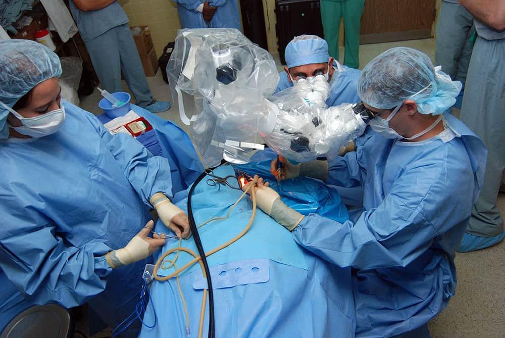Robots in medicine image