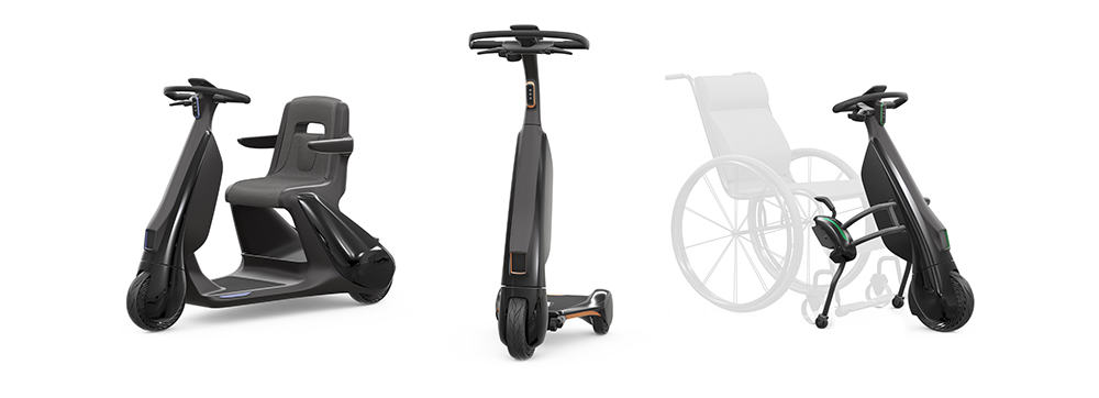 Toyota's new mobility products image