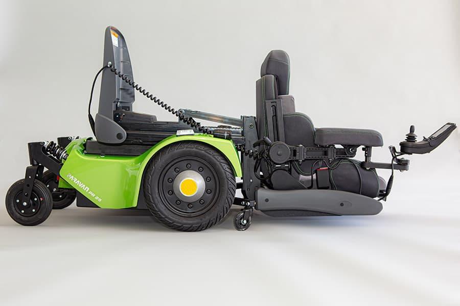 Precision Rehab PR25 powerchair image
