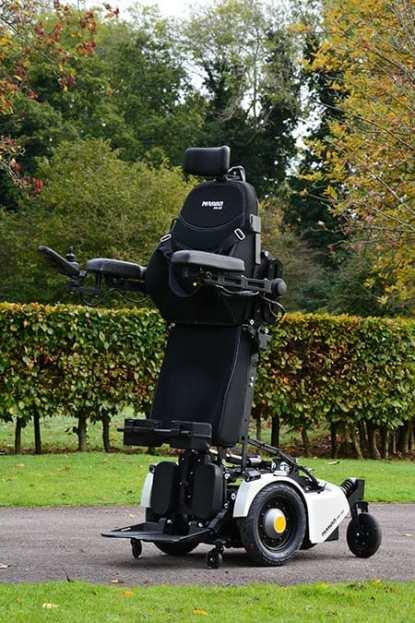 Precision Rehab PR40 powerchair image
