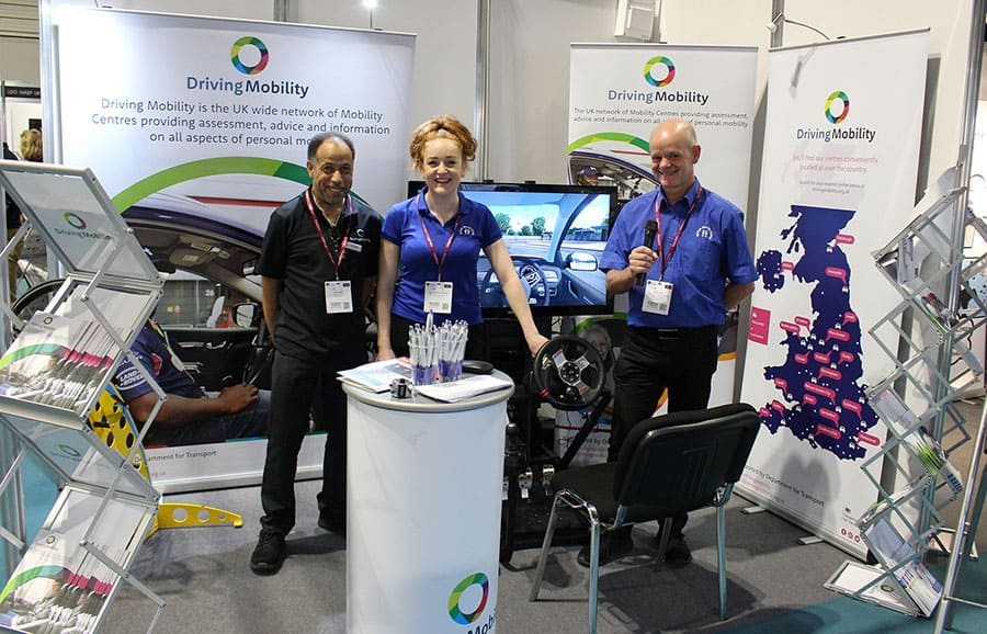 Driving Mobility at The OT Show image