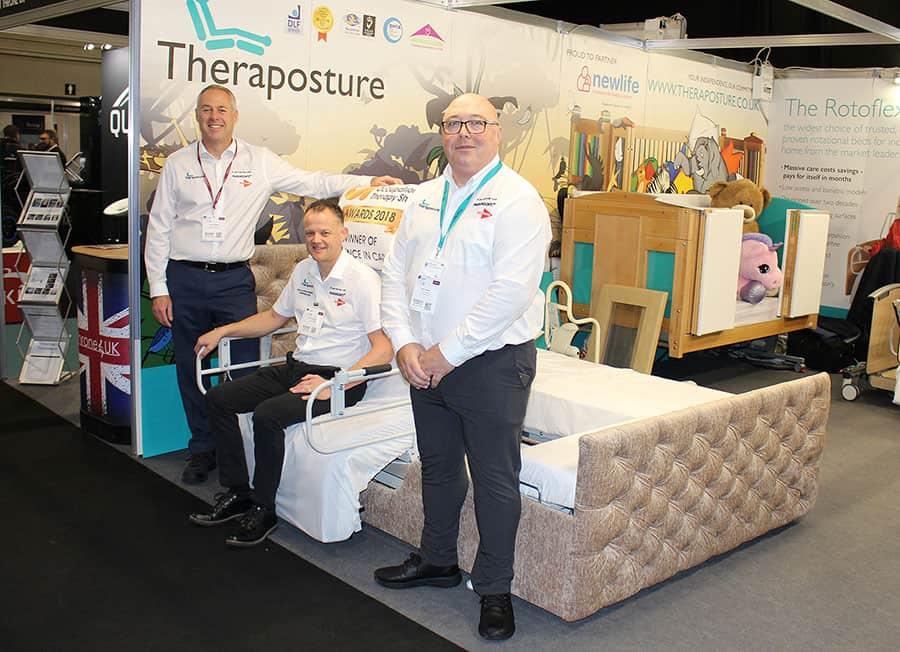Theraposture at the 2019 OT Show image