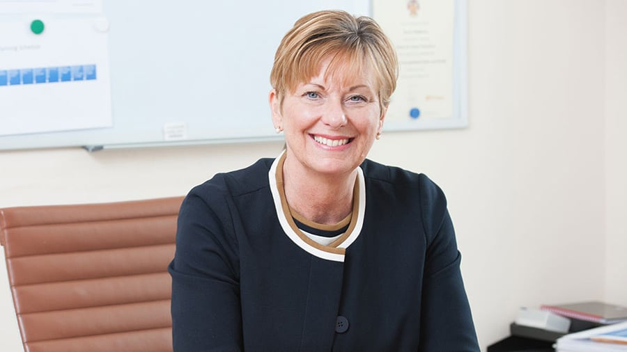 CSP Chief Executive Karen Middleton image
