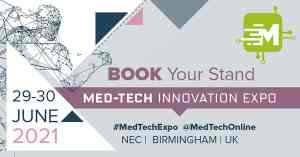 Med-Tech Innovation Expo 2021 image