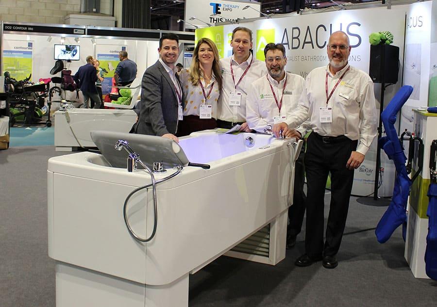 Abacus Aries 2000 bath image