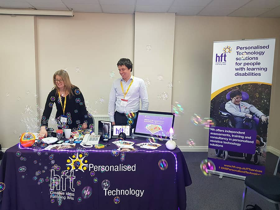 Hft Learning Disabilities and Autism: Improving Care conference image