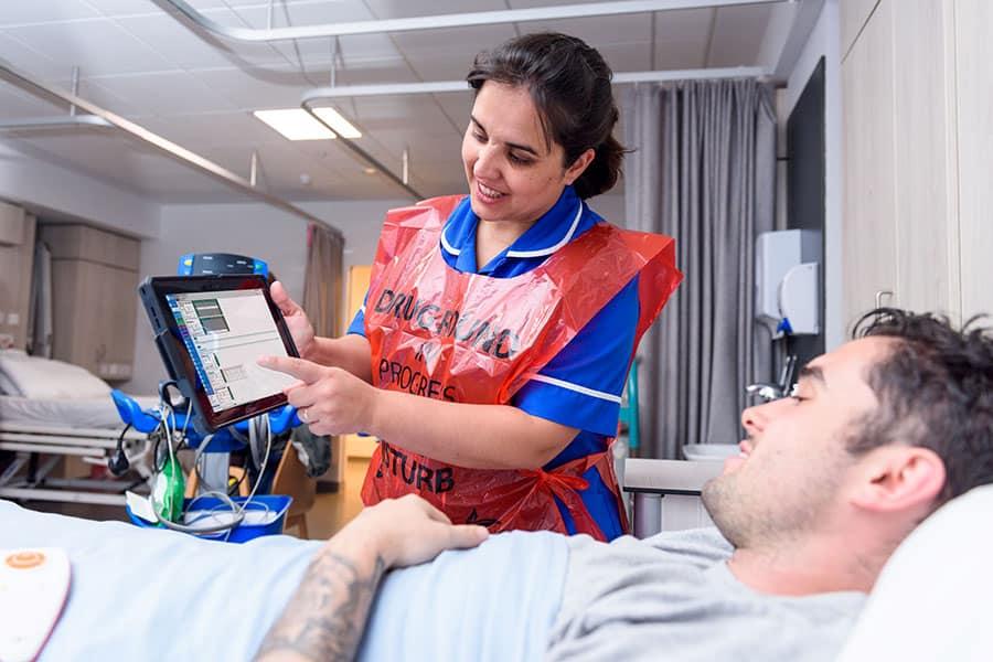 PatientSource Electronic Patient Record image