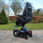 WheelAir V2 on the Precision Rehab Paravan PR50 powerchair image