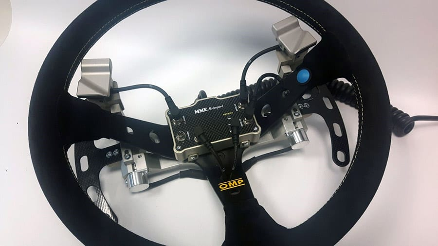 Team BRIT adaptive hand controls image
