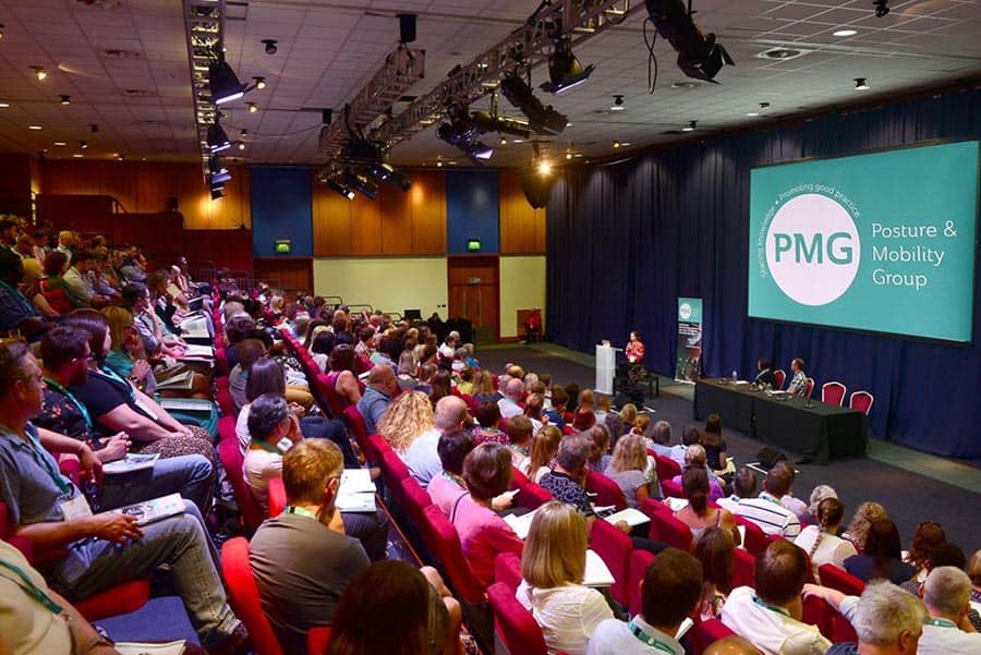PMG Conference image