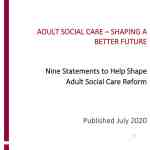ADASS social care reform image
