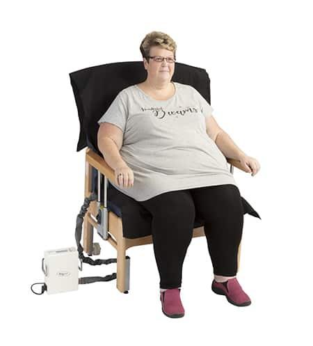 MediSmart bariatric pressure care range image