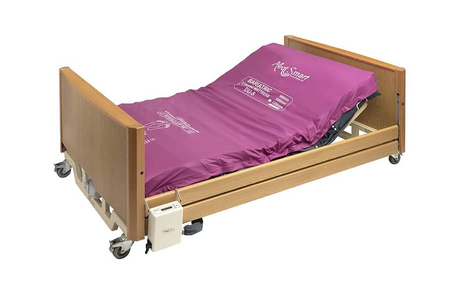 Bariatric G4 Integrated Hybrid Mattress System image