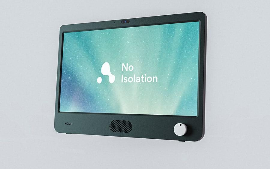 No Isolation KOMP image