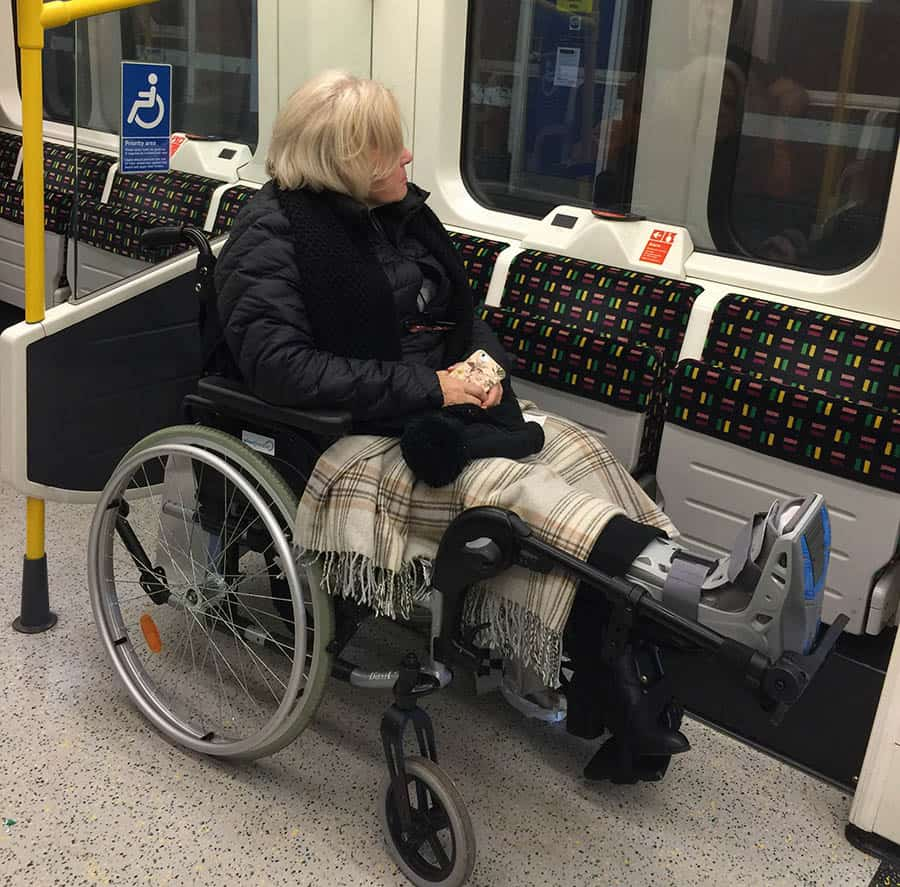 accessible transport image