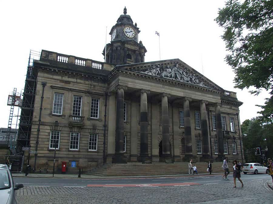 Lancaster Town Hall image